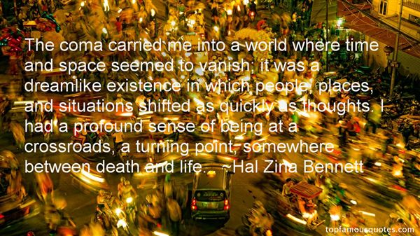 Hal Zina Bennett Quotes