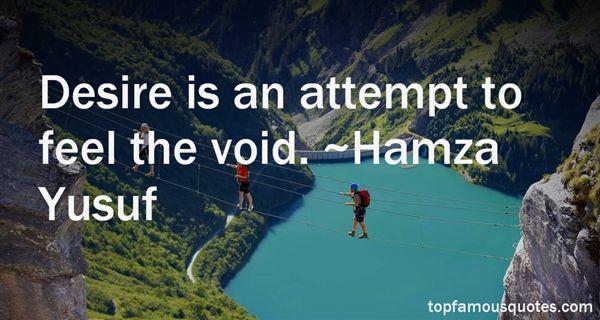 Hamza Yusuf Quotes