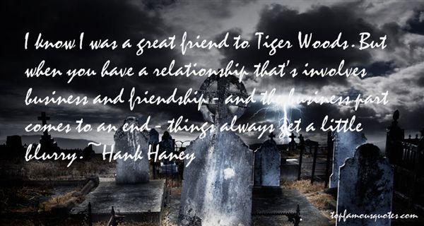 Hank Haney Quotes
