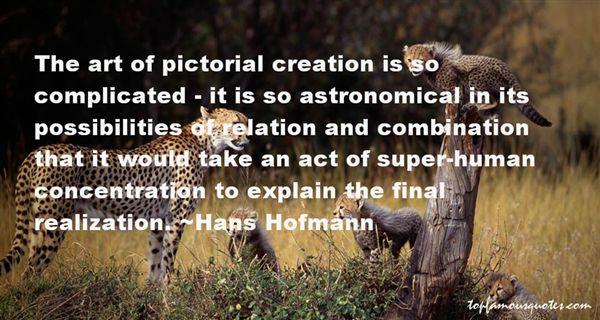 Hans Hofmann Quotes