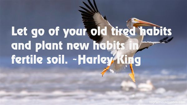 Harley King Quotes