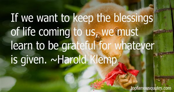 Harold Klemp Quotes