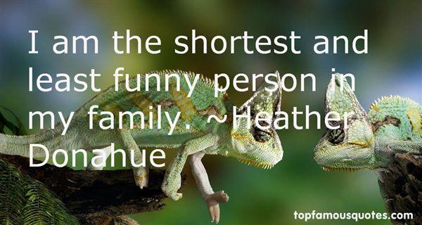 Heather Donahue Quotes