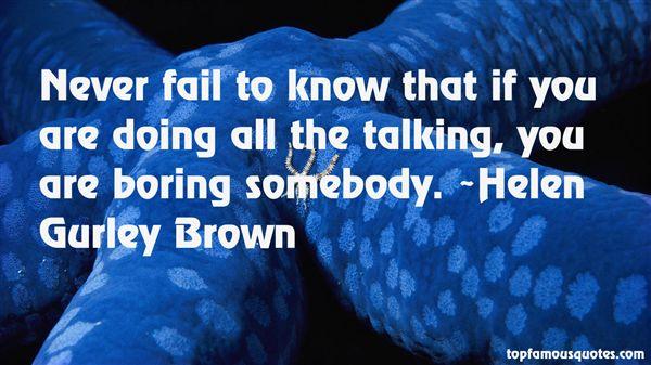 Helen Gurley Brown Quotes