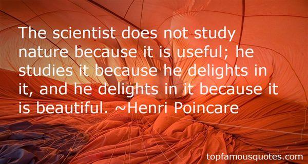 Henri Poincaré Quotes