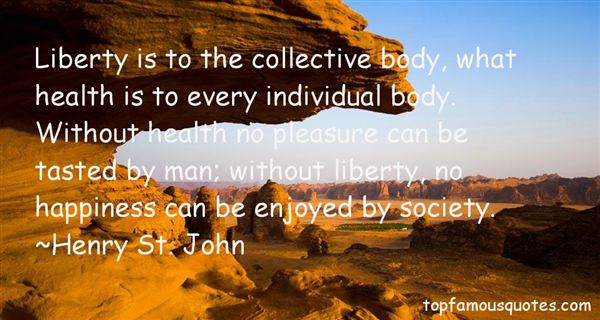 Henry St. John Quotes