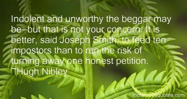 Hugh Nibley Quotes
