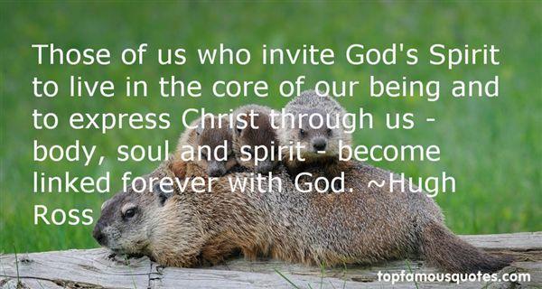 Hugh Ross Quotes