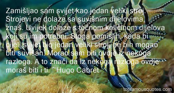 Hugo Cabret Quotes