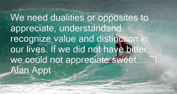 I. Alan Appt Quotes