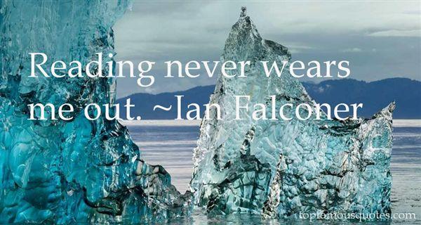 Ian Falconer Quotes
