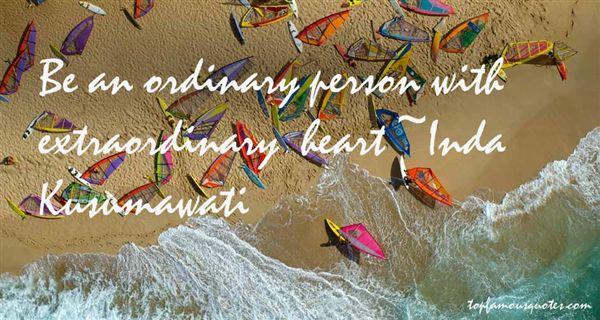 Inda Kusumawati Quotes