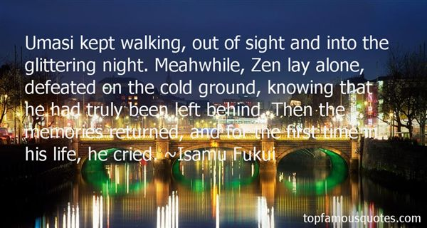 Isamu Fukui Quotes