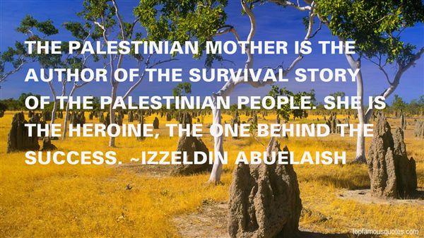 Izzeldin Abuelaish Quotes