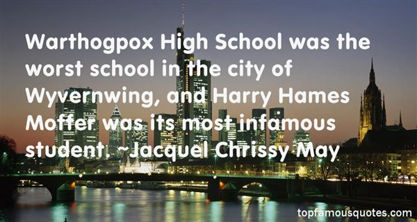 Jacquel Chrissy May Quotes