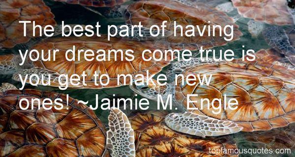 Jaimie M. Engle Quotes