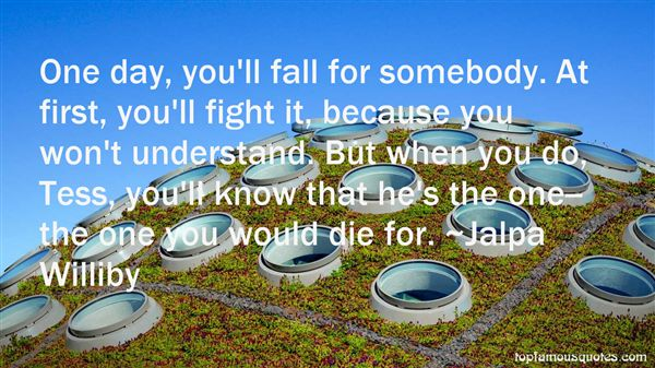 Jalpa Williby Quotes