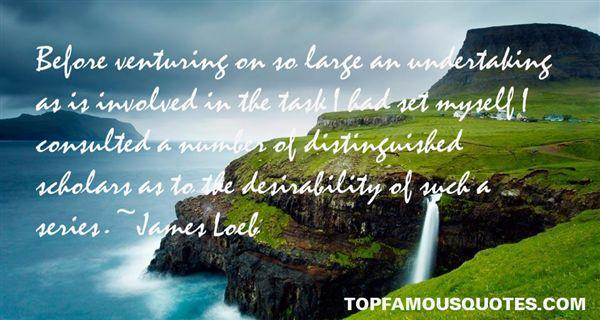 James Loeb Quotes