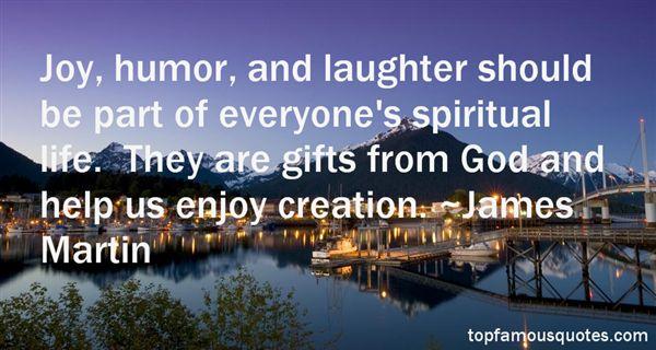 James Martin Quotes