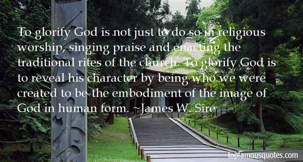 James W. Sire Quotes