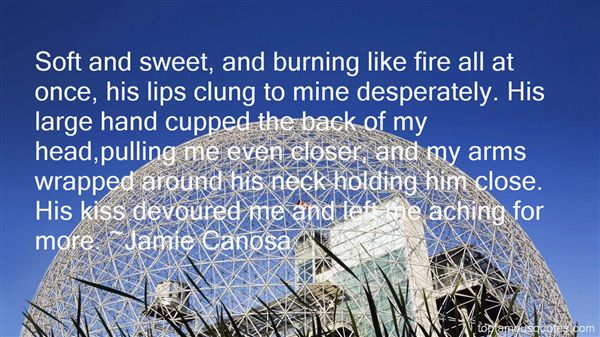 Jamie Canosa Quotes