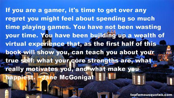 Jane McGonigal Quotes