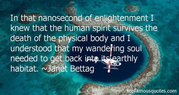 Janet Bettag Quotes