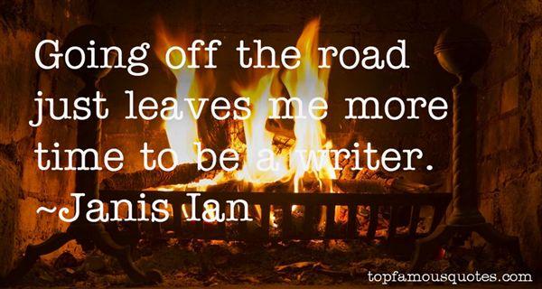 Janis Ian Quotes