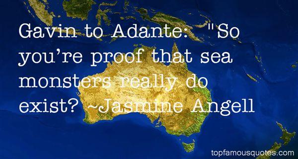 Jasmine Angell Quotes
