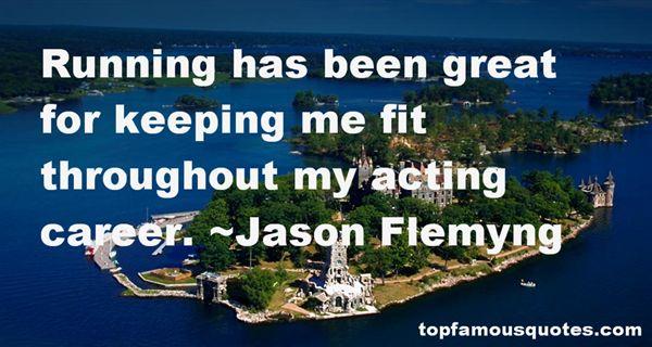 Jason Flemyng Quotes