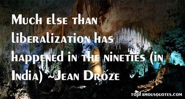 Jean Drèze Quotes