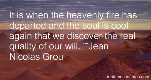 Jean Nicolas Grou Quotes
