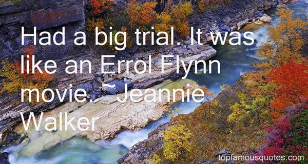 Jeannie Walker Quotes