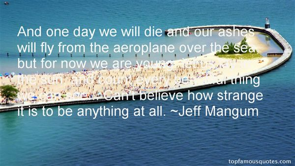 Jeff Mangum Quotes
