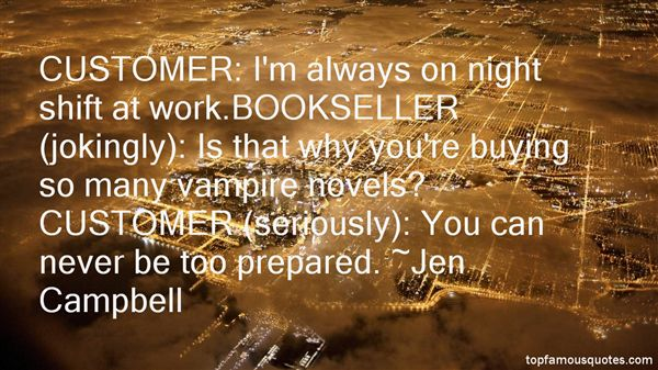 Jen Campbell Quotes