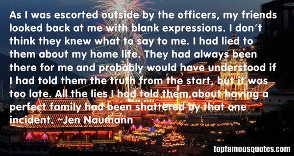 Jen Naumann Quotes