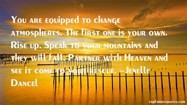Jenelle Dancel Quotes