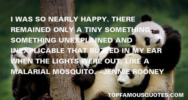 Jennie Rooney Quotes