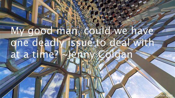 Jenny Colgan Quotes