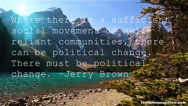 Jerry Brown Quotes