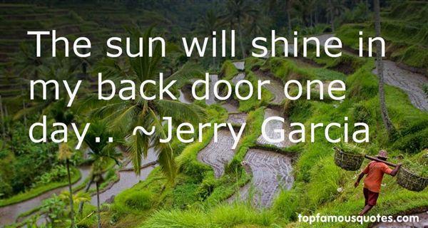 Jerry García Quotes