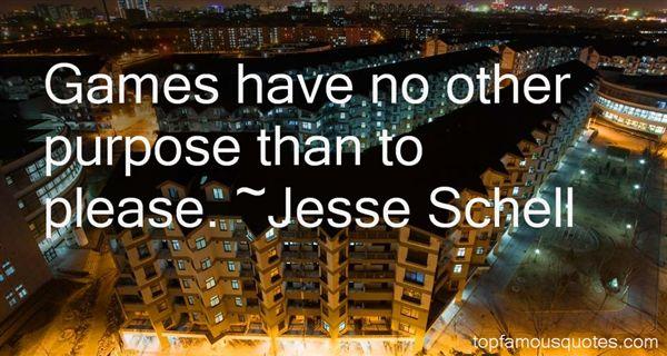 Jesse Schell Quotes