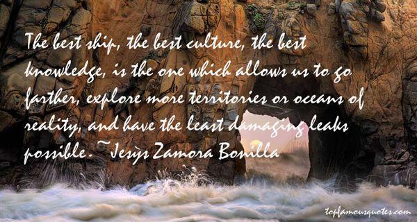 Jesús Zamora Bonilla Quotes