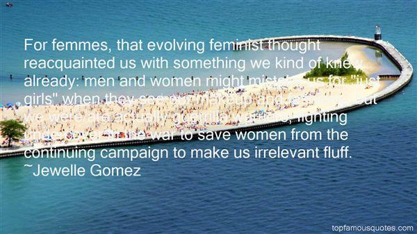 Jewelle Gomez Quotes