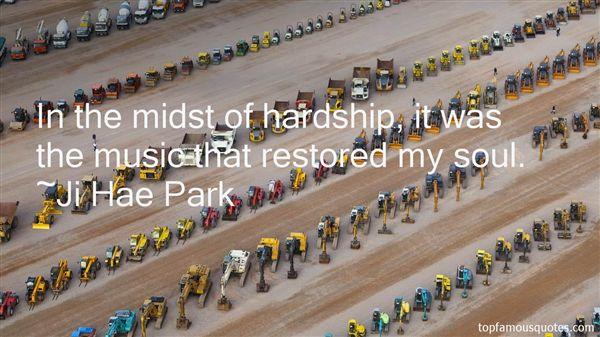 Ji Hae Park Quotes