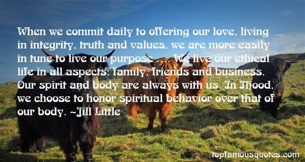 Jill Little Quotes