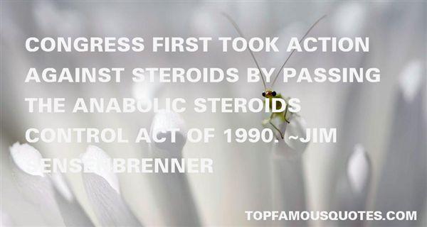 Jim Sensenbrenner Quotes
