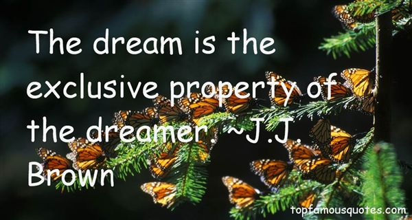 J.J. Brown Quotes