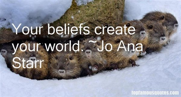 Jo Ana Starr Quotes
