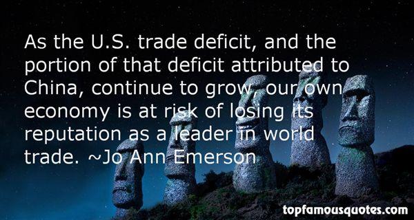 Jo Ann Emerson Quotes